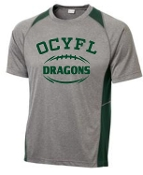OCYFL Dragons Coaches Tshirt ST361