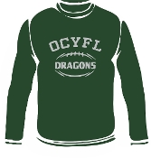 OCYFL Dragons Crewneck sweatshirt G180