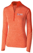 Lowe XC Women & Girls 1/2 zip Holloway 222742