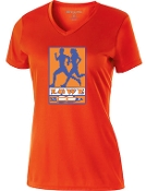 Lowe XC Womens & Girls Zoom performance T shirt 222720