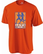 Lowe XC Mens & Boys Zoom performance T shirt 222520
