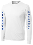 Lincoln XC long sleeve moisture wicking shirt  ST350LS