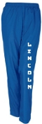 Lincoln XC LADIES warm up pants LPST91