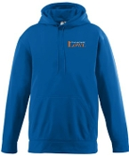 Lowe XC Adult Wicking Fleece Hooded Sweatshirt Augusta 5505