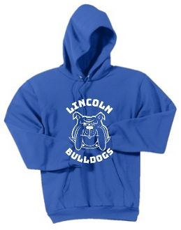 Lincoln XC Adult Hooded sweatshirt PC78H