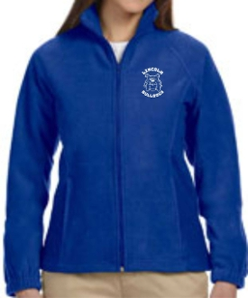 Lincoln XC Ladies full zip fleece M990W