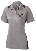 Ballard LAX Heather Contender Ladies polo LST665