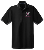 Ballard Lacrosse Dry Zone Moisture wicking polo K524