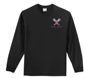 Ballard Lacrosse Essential long sleeve tshirt PC61LS