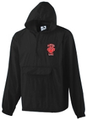 Noe Middle School Lacrosse Black Rain jacket Aug 3130