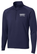 Derby City AC Mens 1/2 zip pullover ST850