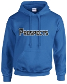 Prospects Basketball Hooded sweatshirt G18500