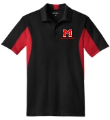 Manual Marching Band Staff polo ST655
