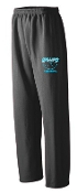 Ballard Volleyball Black spirit sweatpants G184