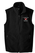 St Margaret Mary spirit Mens/Boys Black Fleece Vest F219/Y219