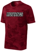 St Margaret Mary Deep Red Mustangs ST370