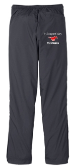 St Margaret Mary Iron Gray wind pants PST74/YPST74