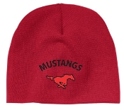 St Margaret Mary Red Horse Beanie CP91