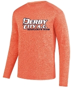 Derby City AC Kinergy Orange Long Sleeve Tshirt Aug 2807