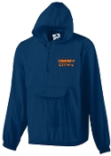 Derby City AC Half zip Jacket in a Pocket Aug 3130