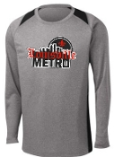 Louisville Metro High School Hockey Long sleeve Tshirt ST361LS