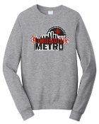Louisville Metro High School Hockey Crewneck PC850