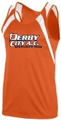 Derby City AC Orange Jersey Augusta 311 Adult/ 312 Youth