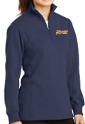 Derby City AC DCAC logo Women 1/4 zip LST253