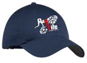 Run4Life unstructured twill hat Nike 580087