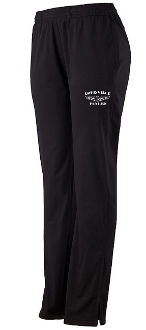 Louisville Flyers Augusta 7728 LADIES ONLY Black Tricot pants