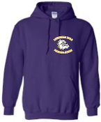 Louisville Male Football Championship Purple Hoodie G185