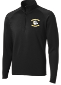 Louisville Male Football Alumni Mens 1/2 zip pullover ST850
