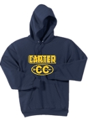 Carter Cross Country ADULT Hooded sweatshirt PC78H