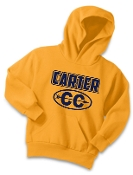 Carter Cross Country Youth Hooded sweatshirt PC90YH