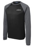 OSLS Sport Wick Embroidered Adult crewneck sweatshirt ST242