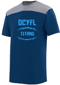 OCYFL Titans Aug 3055 T shirt