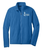 Milestone Wellness Fitness Specialist Ladies full zip F223