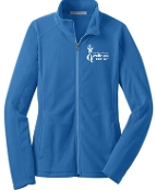 Milestone Wellness Fitness Specialist Ladies full zip L223