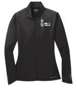 Milestone Wellness Ladies Endurance full zip jacket LOE551