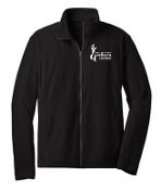 Milestone Wellness Mens Fleece full zip jacket F223