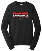 Heart For Christ Basketball Crewneck PC850