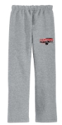 Heart For Christ Basketball Open Bottom sweatpants G18400