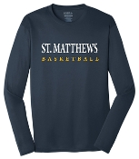 SME Long Sleeve wicking Basketball warm up ST350LS
