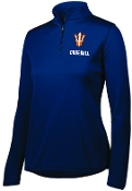 Sun Devils Baseball Attain LADIES Pullover Augusta 2787