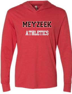 Meyzeek Athletics TriBlend V neck  NL6040