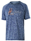 Lyndon Lightning Moisture wicking Adult and Youth Electrify Tee