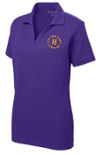 Louisville Male Alumni 50 Yr Club ST640 Purple embroidered polo