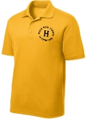 Louisville Male Alumni 50 Yr Club ST640 Gold embroidered polo