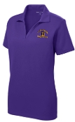 Louisville Male Alumni LADIES LST640 Purple polo