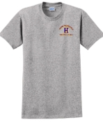 Louisville Male Alumni Hall of Fame Sport Gray T G2000